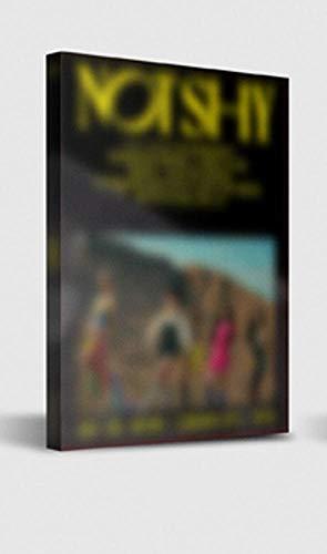 ITZY 'Not Shy' 3rd Mini Album A Version CD+72p PhotoBook+2p PhotoCard+LyricBook+Message PhotoCard Set+Tracking Kpop Sealed