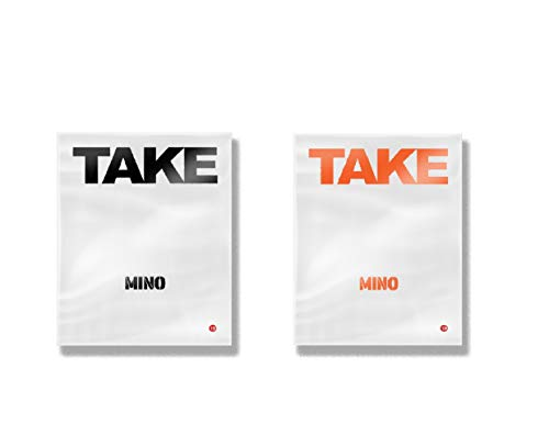 Take (Random Cover) (incl. 116pg Photobook, 20pg Lyric Book, Photocard, Sticker + Plastic Bag)