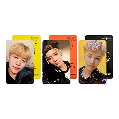 AmazingK NCT127 NCT 127 2nd Album Neozone Official Photocard Kpop (Taeil Set_3pcs)