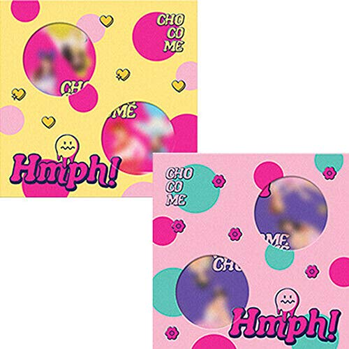WJSN CHOCOME [HMPH] 1st Single Album [ RIBBON / CANDY ] RANDOM VER. 1ea CD+80p Photo Book+1ea CD Case & Lyrics +1ea Sticker+1ea Photo Card+1ea Unit Photo Card+TRACKING CODE K-POP SEALED