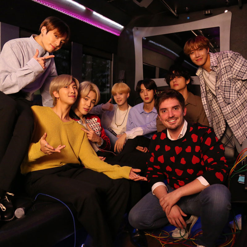 7 Things You Should Know From BTS Bus Interview with Zach Sang Show