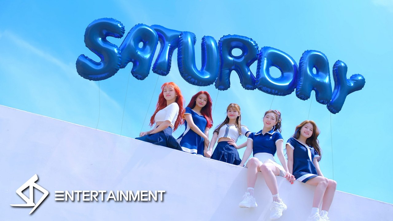 "[UPDATE] SATURDAY Comeback ""D.B.D.B.DIB"" on August 3, 2020"