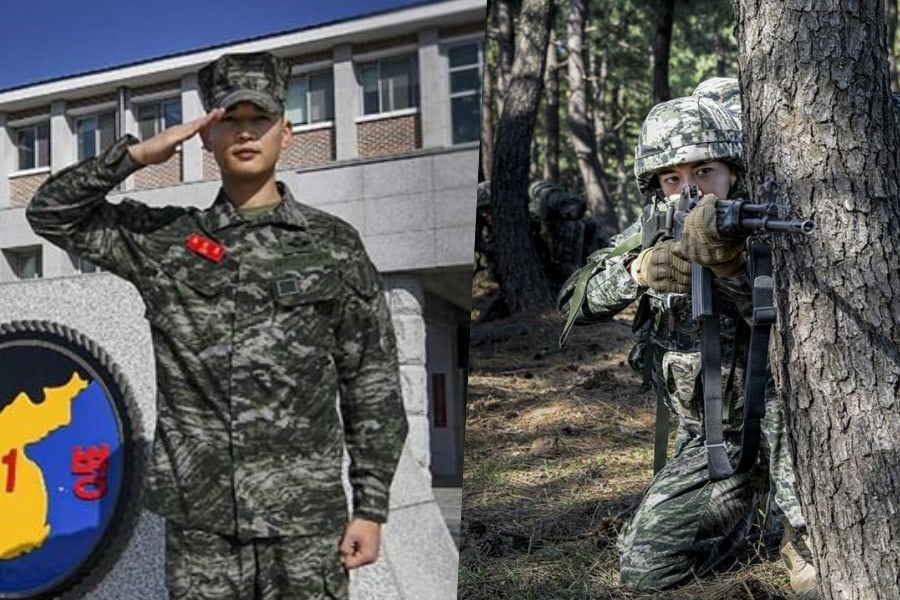 [UPDATE] Kpop Idols Military Enlistment & Discharge 2020